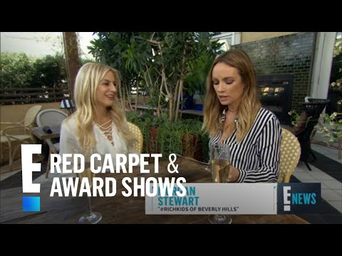 Morgan Stewart Plays 'Never Have I Ever' Game | E! Live from the Red Carpet