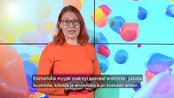 Annika Rönni-Sällinen - vappupuhe 2020