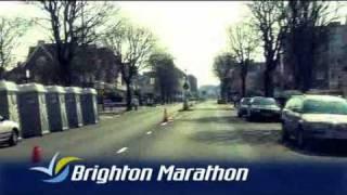 Brighton Marathon 2011 -- The Course