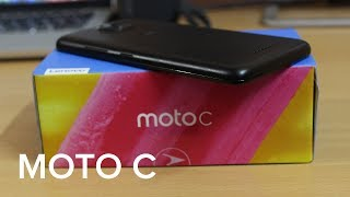 Moto C - The new king of budget smartphone? Handson & Review