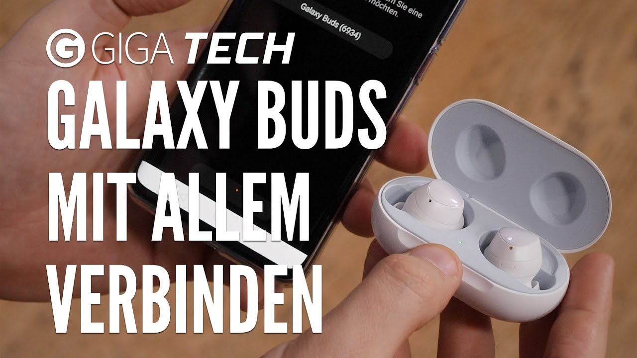 Galaxy Buds Koppeln