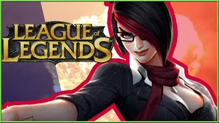 FIORA MAESTRINA DI FRANCESE! - League of Legends w/ Snitecs e Gizzi