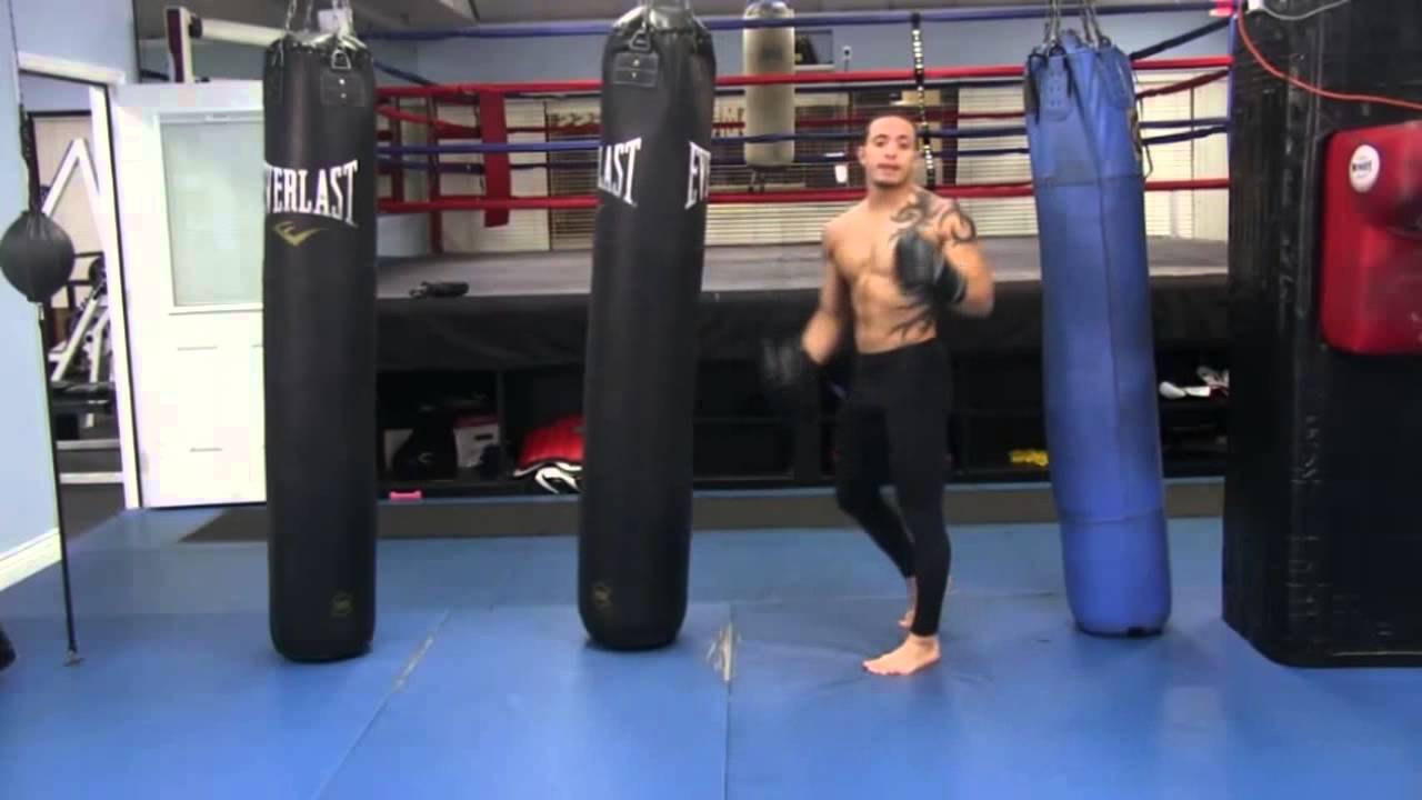 Advanced Training and Boxing Techniques-Attacking Techniques in Adavanced  Boxing