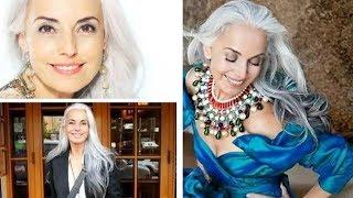 Elle a déjà 70 ans mais elle ressemble encore à 40 grâce à cette recette et mode de vie saine.