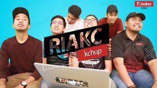 RIAKC: Troll-Lala & Sterk Production React To Kchup React to Sterk Production's Panama Dance