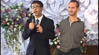 Video | HTTL Gia Định Bài làm chứng của Anh Nick Vujicic | HTTL Gia Dinh Bai lam chung cua Anh Nick Vujicic