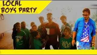 Local Boys Party | Kannada Rap Song 2018 | #RameshJackson | KGF | sexy