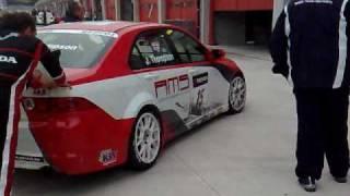 Honda Accord Euro R WTCC 2