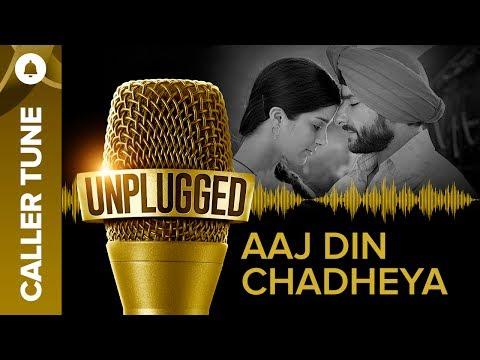 "Set ""Unplugged Aaj Din Chadheya"" as Your Caller Tune | Pritam feat. Harshdeep Kaur & Irshad Kamil"