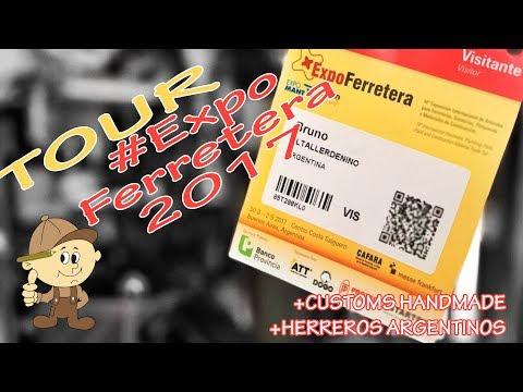 TOUR ExpoFerretera 2017 - ARGENTINA - TIMELAPSE ~ETN~