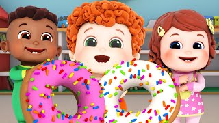 Johny Johny Yes Papa - Most Popular 4K Rhymes for Toddlers by Bundle of Joy