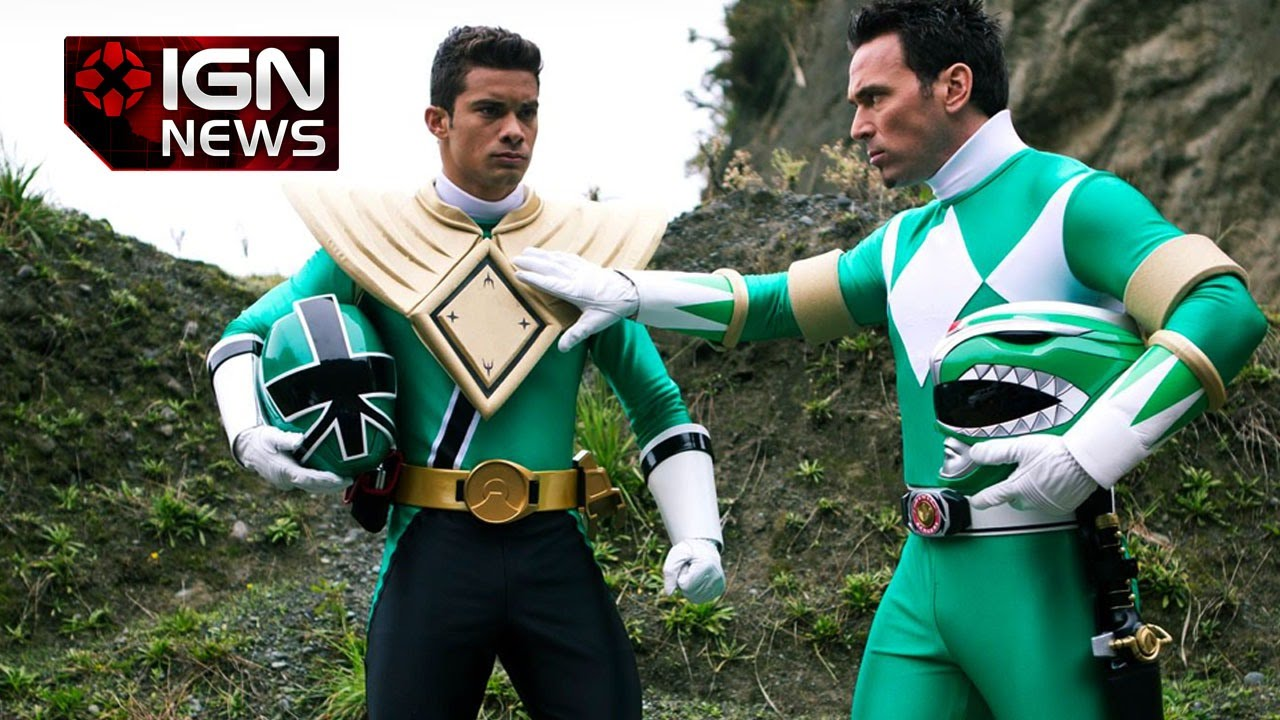 Power Rangers See The Return Of Tommy Ign News Youtube