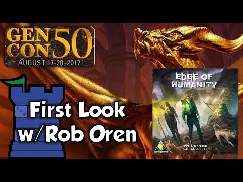 First Look w/Rob Oren: Edge of Humanity