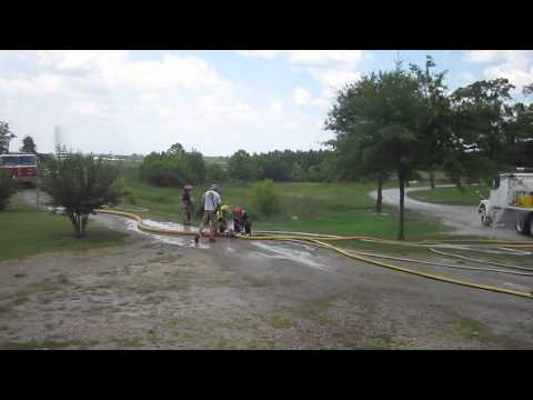 Part 16 - Rural Water Supply Drill - Shelby County, Alabama - June 2015 - 1,000 GPM Club