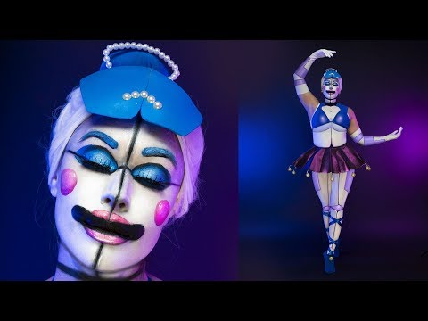 Five Night At Freddys BALLORA - Cosplay