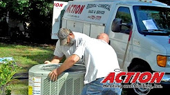 Lakeland Air Conditioning Company Installs New A/C Unit