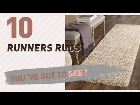 Runners Rugs Collection // New & Popular 2017