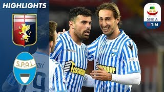 Genoa 1-1 Spal | Exciting Stalemate In Genoa | Serie A
