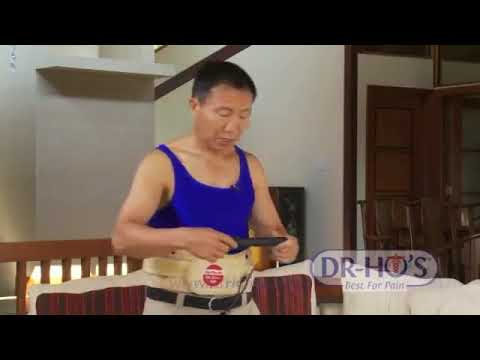 Where To Buy DR HO'S 2 In 1 Decompression Back Belt?