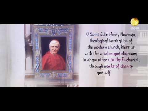 Saint Cardinal John Henry Newman | Prayer