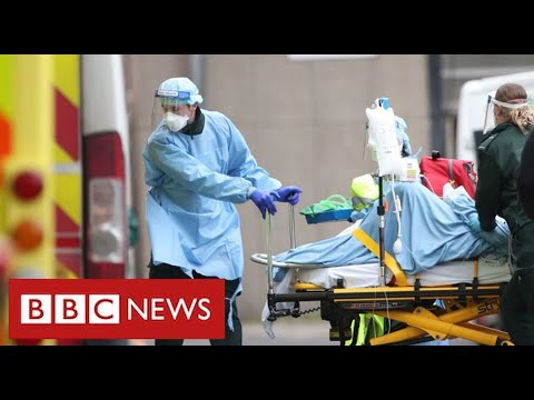 UK Covid death rate worst in Europe with fears of worse to come - BBC News
