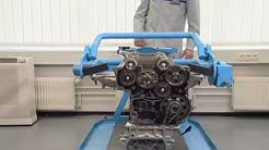 Timing chain Mercedes CDI OM651