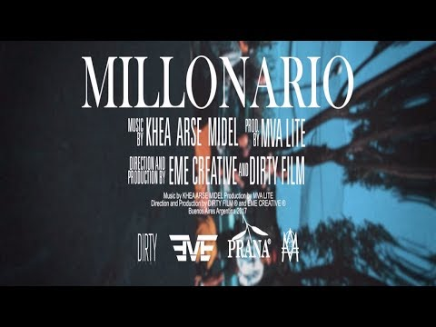 Khea, Arse, Midel - Millonario (Official Video)
