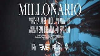 Khea, Arse, Midel - Millonario (Official Video) thumbnail