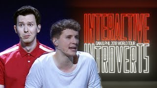 Dan & Phil Interactive Introverts Official Trailer | BBC Studios