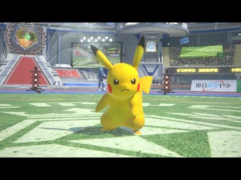 Mewtwo's new form gets official name and featured spot in Pokkén Tournament trailer