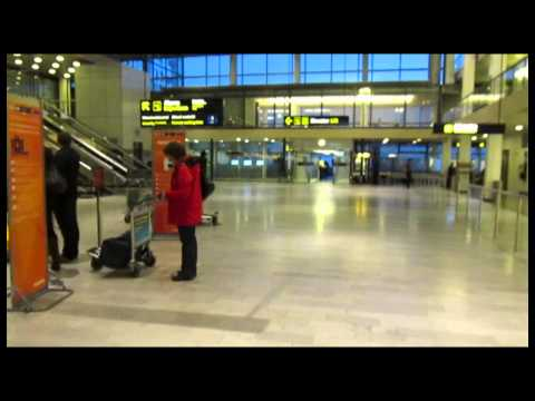 Visit to the Copenhagen airport (Kastrup) | Copenhagen airpo