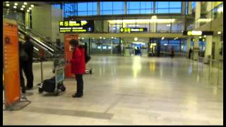 Visit to the Copenhagen airport (Kastrup) | Copenhagen airport