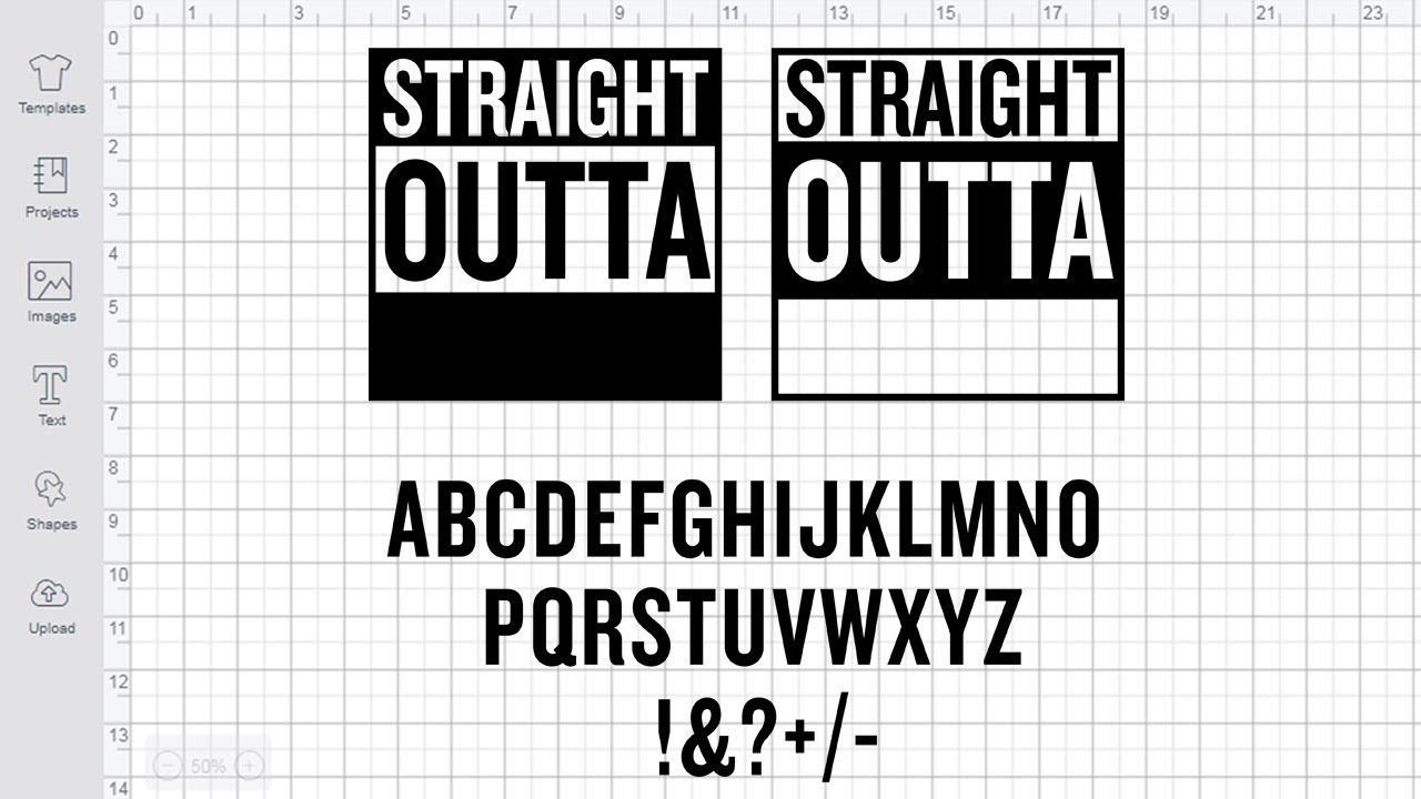 Download Straight Outta SVG for Silhouette and Cricut cutting ...