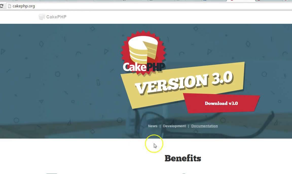 Cakephp 3 beginner tutorial #3 (link up bootstrap) youtube.