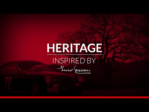 Heritage - Inspired by Enzo Ferrari