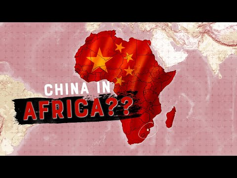 China's Rush Into Africa, Explained.