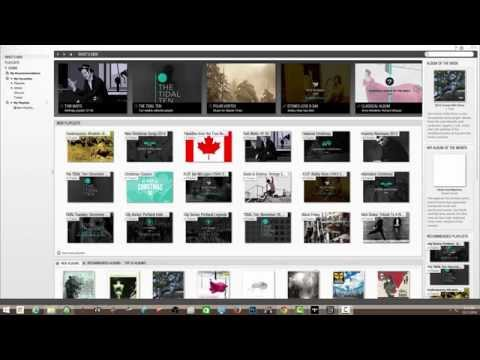 Tidal High Fidelity Music Streaming Service Review @Tidalhifi