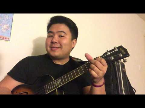 Sixpence None The Richer - Kiss Me (Ukulele Cover + Chords in Description)