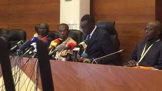 Proclamation des résultats pour les élections 2019: Macky Sall réélu au 1er tour avec 58%