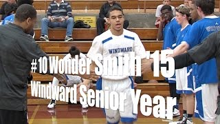 # 10 Wonder Smith '15, Windward Senior Year, UA Holiday Classic