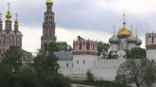 Москва. Видеоролик к уроку окружающего мира в 1 классе