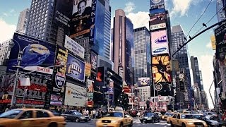 Times Square, Manhattan, New York Attractions