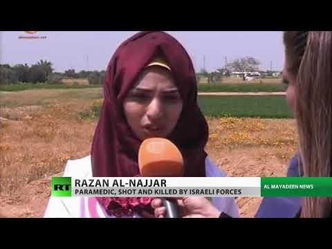 Israel manipulates video of slain medic
