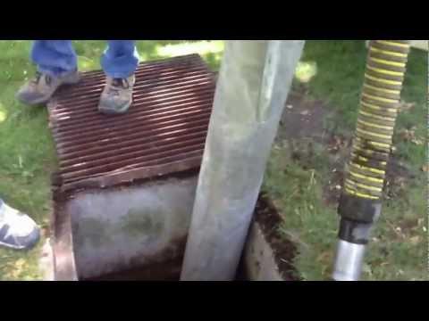 ENZ Roto-Drill Nozzle Demo - Pleasant Grove, Utah