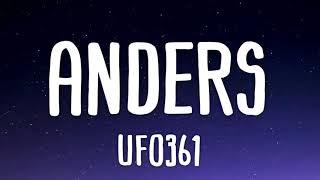 Ufo361 - Anders (Lyrics)