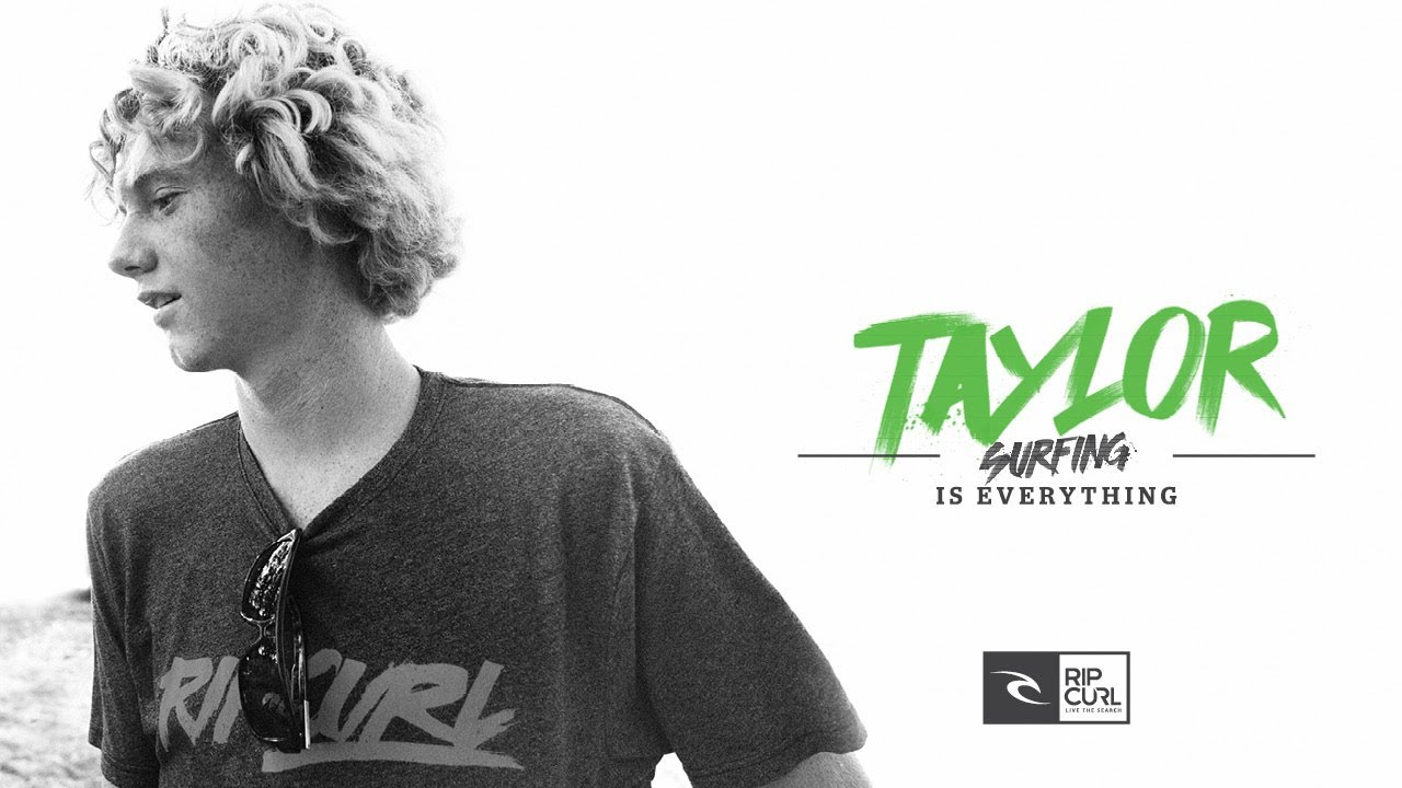 Download Rip Curl - Surfing is Everything: Taylor Clark