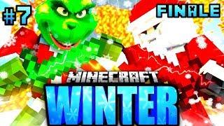 GRINCH vs. WEIHNACHTSMANN - Minecraft Winter #07 (Finale) [Deutsch/HD]
