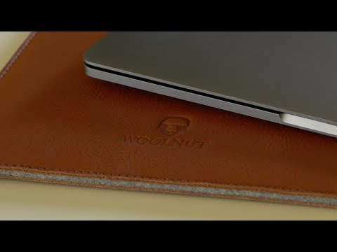 The BEST Leather Sleeve for your Macbook Pro