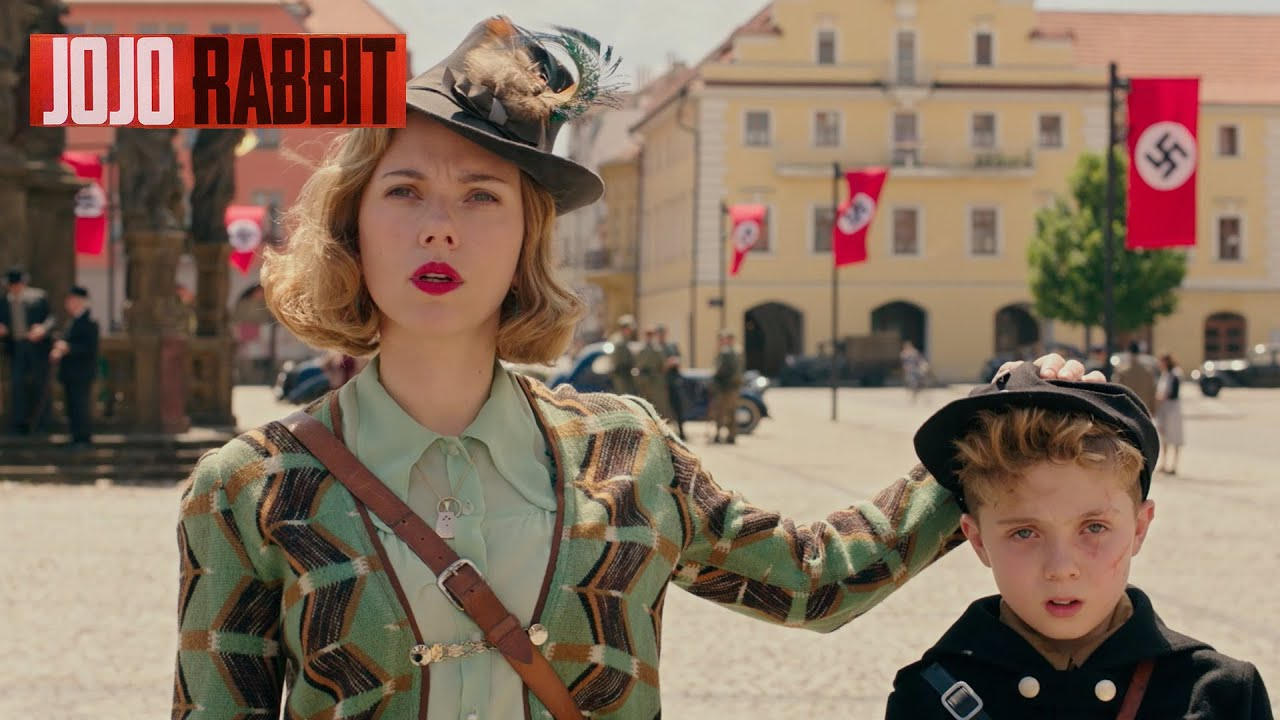 Jojo Rabbit Trailer >> Jojo Rabbit Ensemble Fox Searchlight