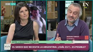 El shock que necesita la Argentina no es económico